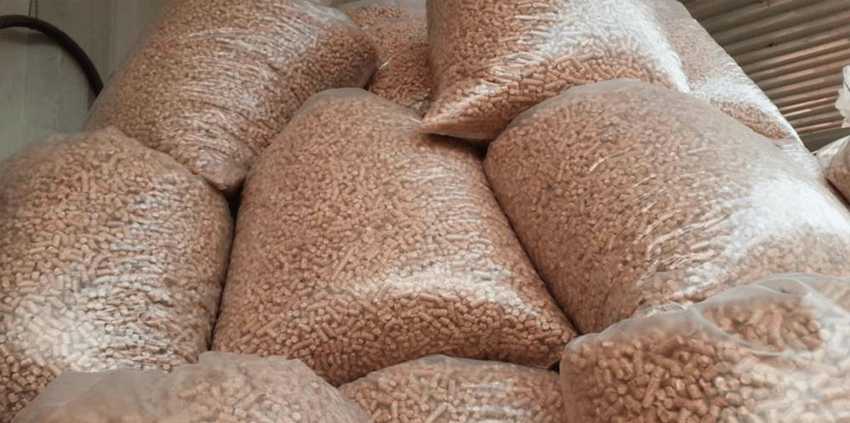 Твердое биотопливо оптом